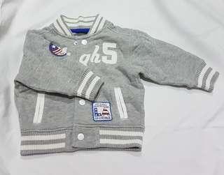 9-12m Baby bomber Jacket