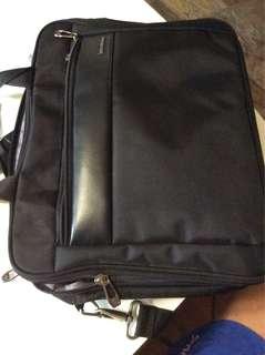 Samsonite business laptop bag 9/10 external