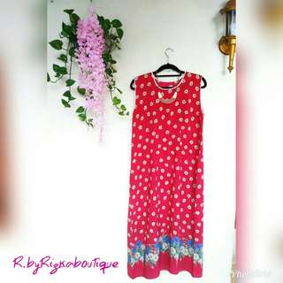🚫SALE🚫 Red Long Kutung