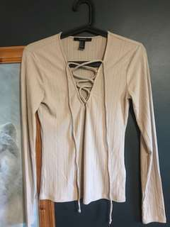 Taupe Long Sleeve