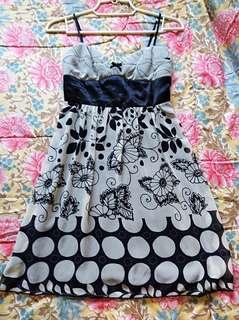 Semi-formal Spaghetti strap dress