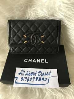 Customer's purchased, Chanel CC Woc