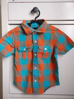 BabyGap Short Sleeve Shirt for 2-3 years old