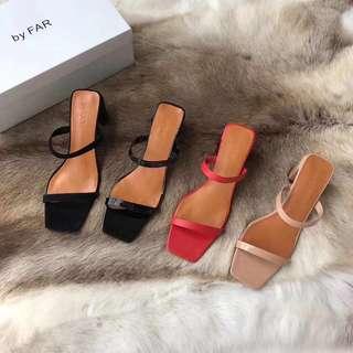 By far 涼鞋👍🏻👍🏻👍🏻4️⃣colours