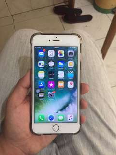 iPhone 6s plus rosegold (factory unlocked) 64gb!