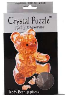 Original 3D crystal puzzle