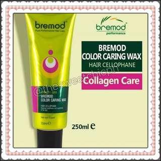 Bremod Color Caring Wax Hair Cellophane 250ml