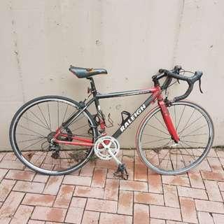 Raleigh road bike 47cm