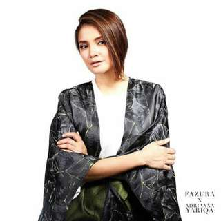 Adrianna Yariqa x Fazura Kimono Jacket