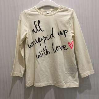 Tshirt Anak New