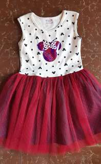 High quality TUTU kids dress