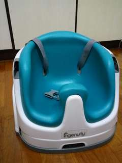 Baby booter feeding chair