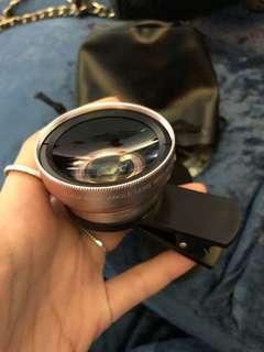 Wide angle lens camera lens