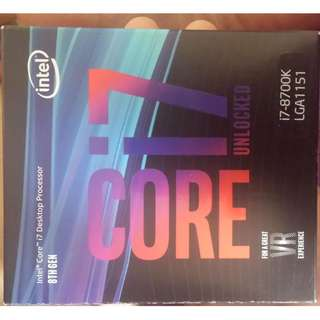 i7-8700k coffee lake unlocked