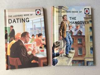 Ladybird Book of THE HANGOVER & DATING