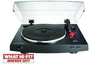 Audio Technica LP3 record player (Black)