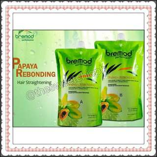 Bremod Papaya Rebonding Cream