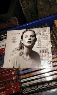 Taylor Swift- Reputation