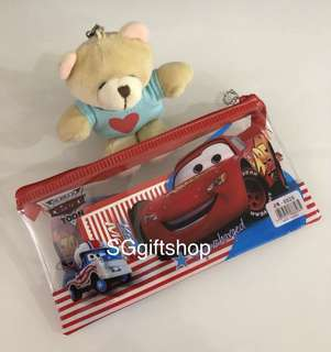 Goody bag gift (pencil case set) McQueen, party goodies favors