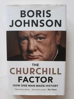 Boris Johnson - The Churchill Factor
