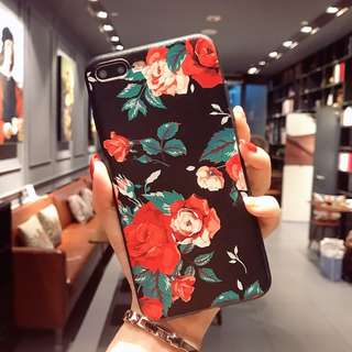 Flower iphone 6/6s case