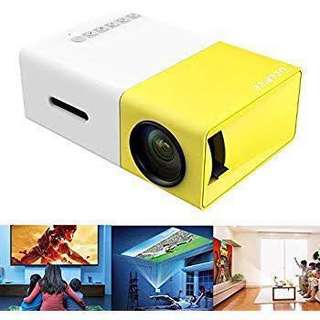 YG 300 Mini Portable LCD LEM Projector