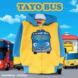 Jaket Anak Tayo