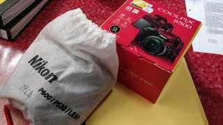 New Nikon B500