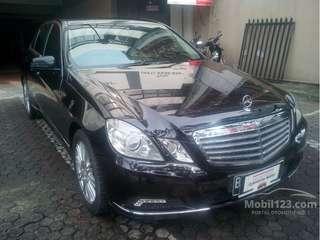 Dijual Mercedes Benz E300 2010