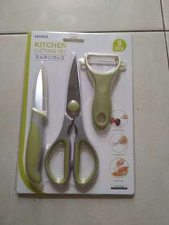 Miniso kitchen cutting set