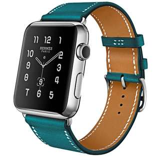 INSTOCK #JANSIN - Leather Apple Iwatch Strap Sales