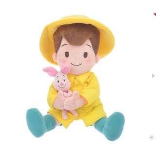 小熊維尼系列娃娃
