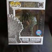 Game of Thrones Iron Throne Pop! Vinyl Figure