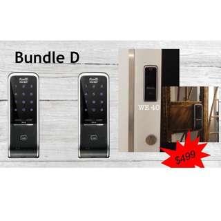Special Cheap Bundle - Card & PIN Digital Door Lock for Door and Gate