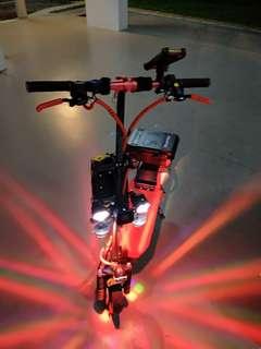 Ultron E Scooter