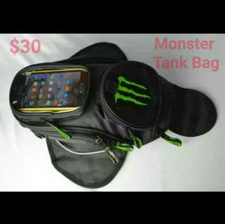 Monster Tank Bag