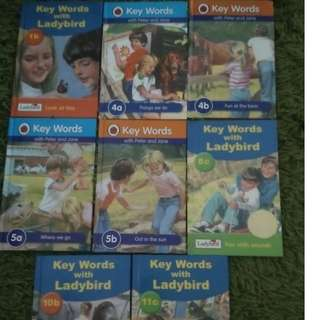 Free mail -Peter and Jane Storybooks