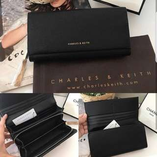 Cnk Dompet Charles & Keith 121