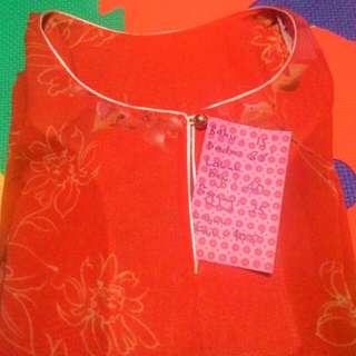 Baju kurung Oren Sofya