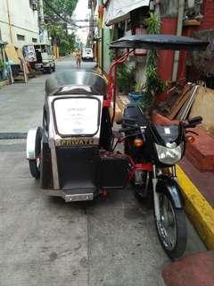 Motor w/sidecar