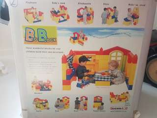 Haenim Big Block Legos (Multi Purpose)