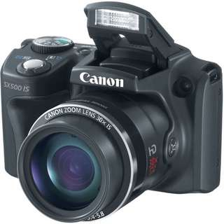 Canon PowerShot SX500 16.0 MP Digital Camera