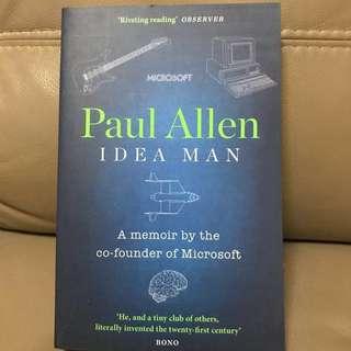 Paul Allen Idea Man
