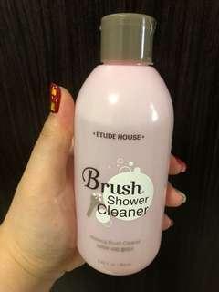 Etude house brush cleaner