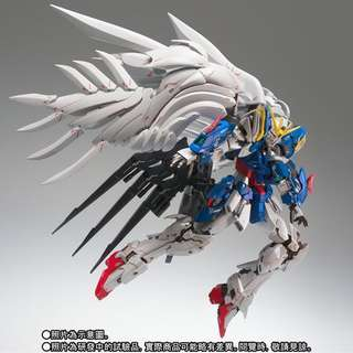 GUNDAM FIX FIGURATION METAL COMPOSITE WING GUNDAM ZERO (Endless Waltz Ver.) 日版