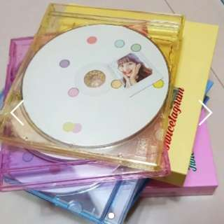[ONE DAY SALE] Twice Jihyo Likey CD Plate