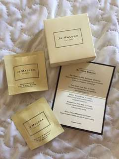 Jo Malone Trial Pack
