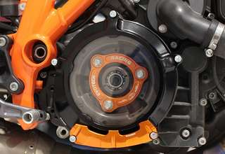 Evotech Lower Clutch Protection for KTM LC8 1290 Super Duke / GT