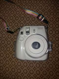 Instax Mini 8 (case, lace and battery included)