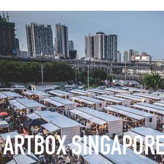PART TIMER NEEDED FOR ARTBOX 2018